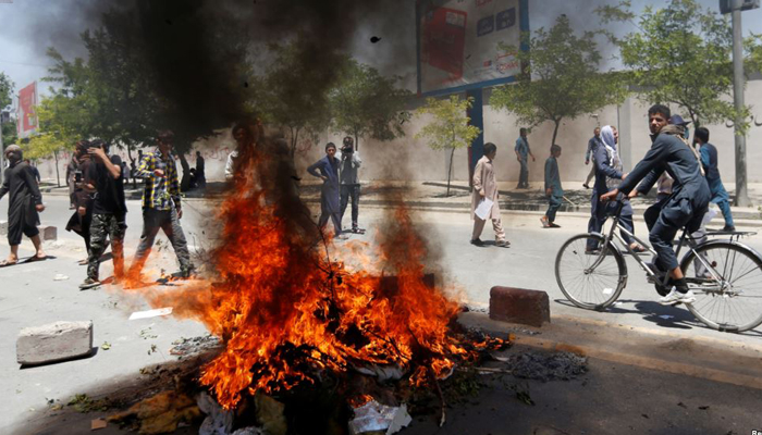At least 41 killed in Afghanistan violence