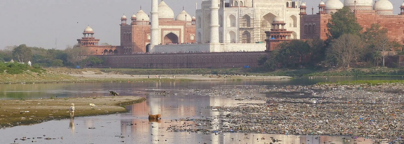 Drying Yamuna leads to Agra facing acute water crisis