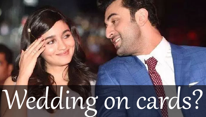 Ranbir pops question, 'Will you marry me?' | Alia, are you listening?