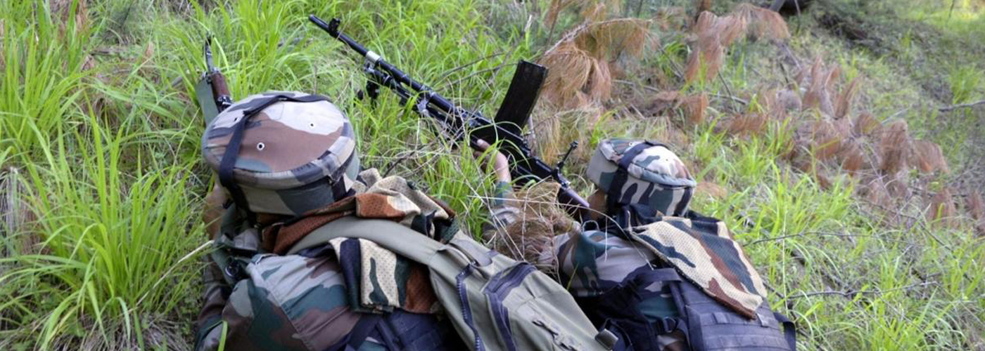 Two terrorists killed in the outskirts of Srinagar