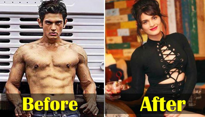 Celebrities Who Were Changed into hot Women By Men