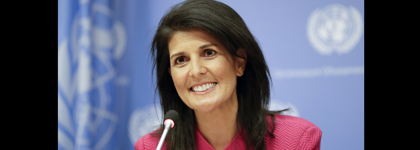 US to act more strictly with Pakistan on terrorism: Haley