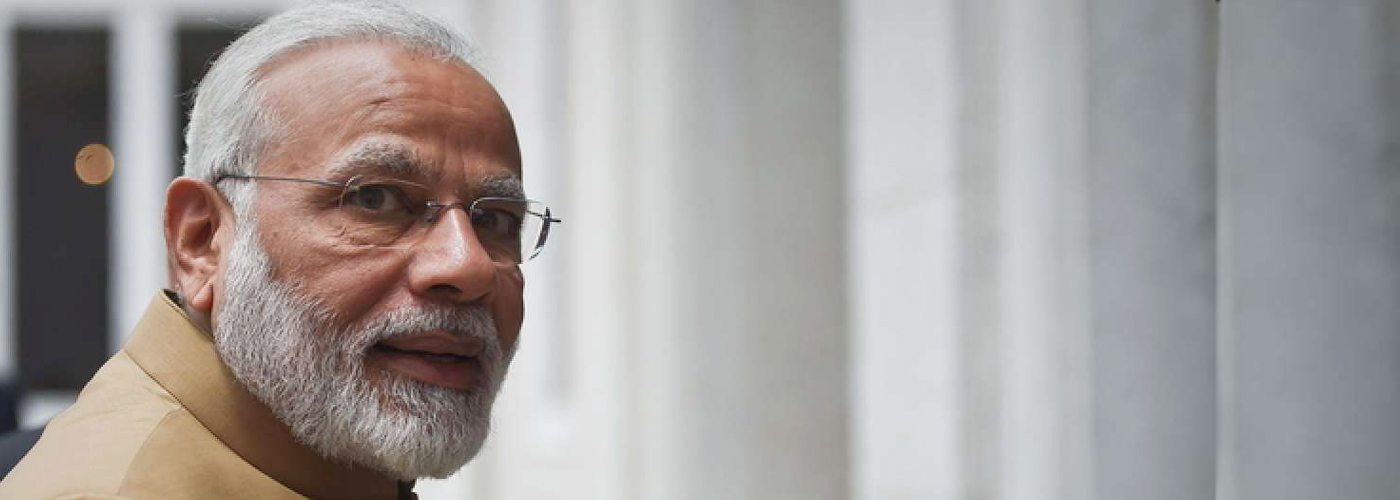 Development best reply to every form of violence: PM Modi