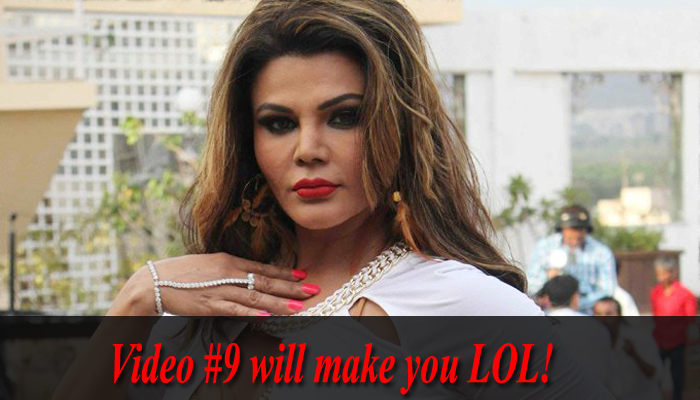 WARNING! Watch these Rakhi Sawant videos at your own risk