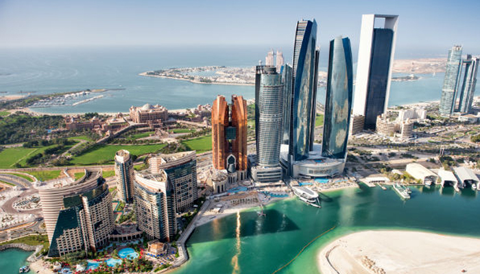 Abu Dhabi smartest city in Middle East
