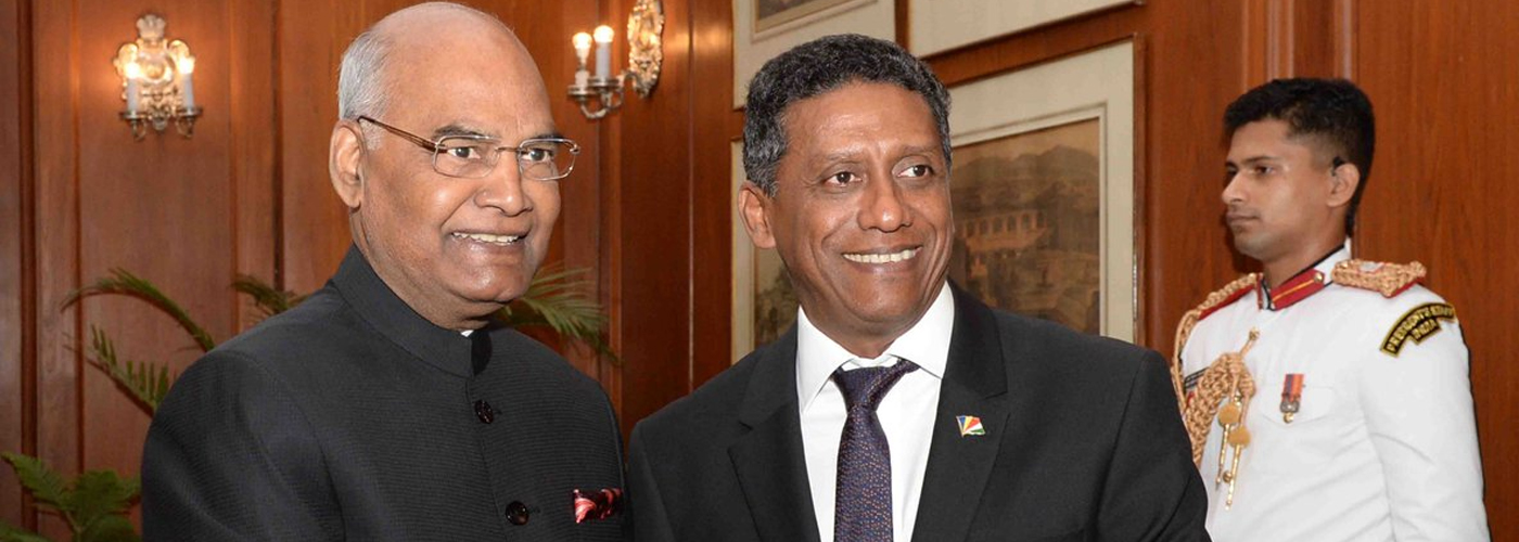 India, Seychelles need to work together as partners: Kovind