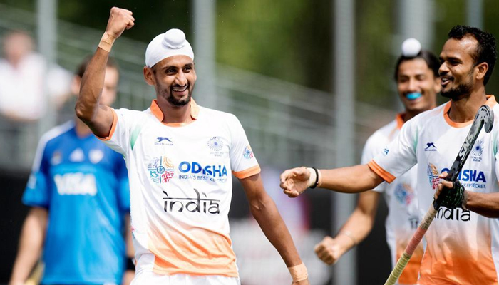 India beat Argentina in Champions Trophy clash