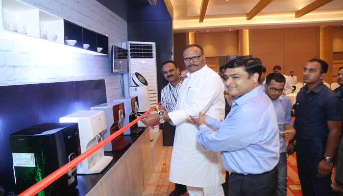 LG launches PuriCare range of water purifiers in Lucknow