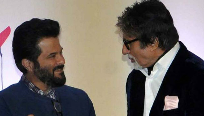 Replacing Amitabh Bachchan an impossible dream: Anil Kapoor