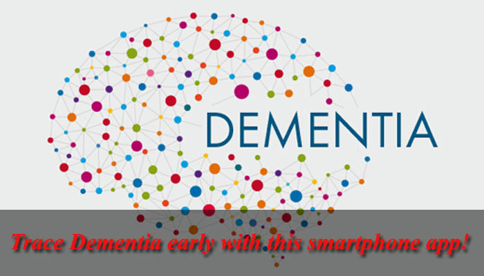 This iPhone app can detect dementia symptoms early