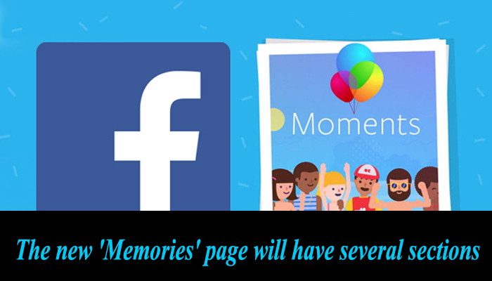 Now you can keep all your Facebook moments in one place