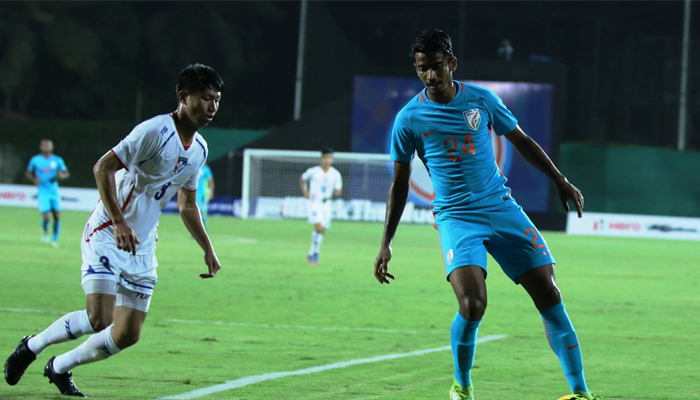 Intercontinental Cup: Dyers late goal helps New Zealand beat India