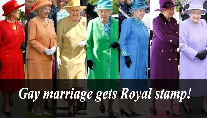 Royal family to have first ever same sex wedding! Read