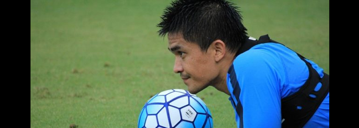 SORRY Sunil Chhetri, we have let down Football and you
