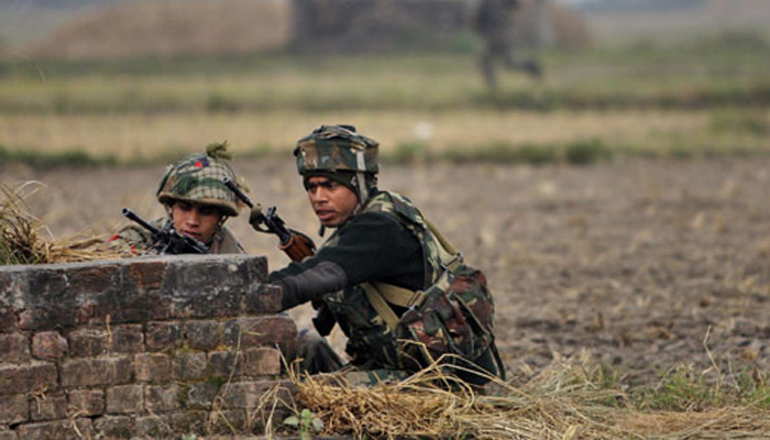 Pakistani intruder shot dead by BSF personnel in Jammu and Kashmir