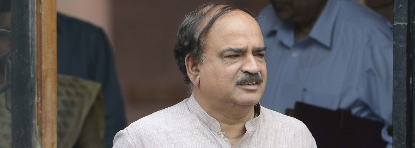Government ready to face no-confidence motion: Ananth Kumar