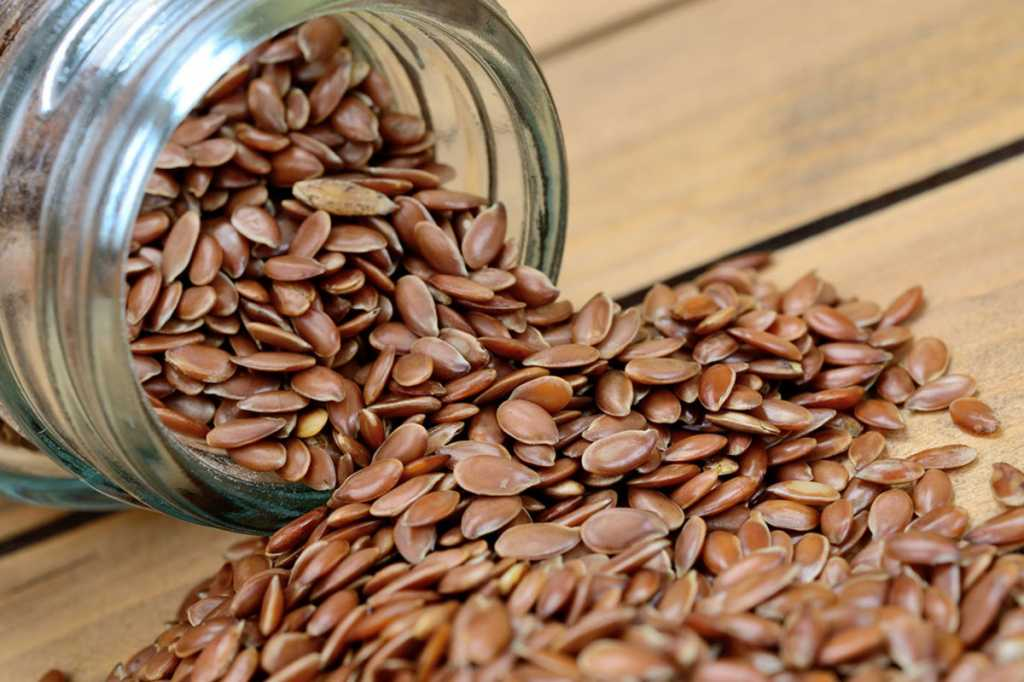 Flax Seeds - Some Easily Found Kitchen Healers to Keep You Healthy - Newstrack
