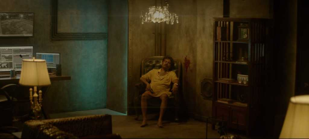Scenes from Netflix Sacred Games