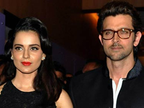 Kangana, Hrithik to clash again, this time the reason is....