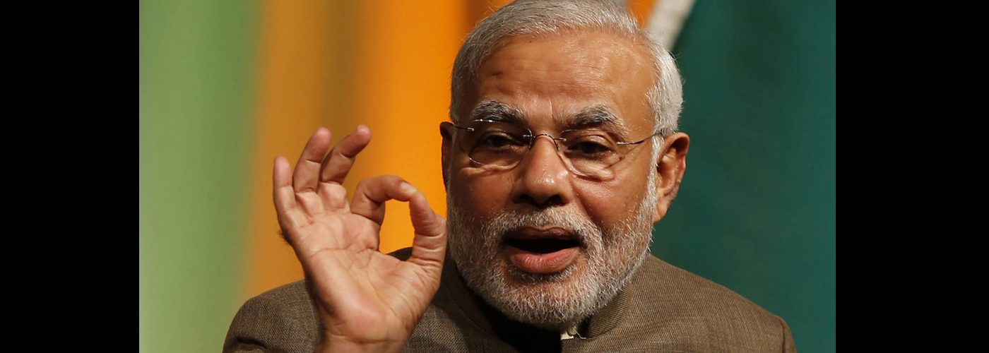 Time changing, power now in hand of commoners, not elites: Modi