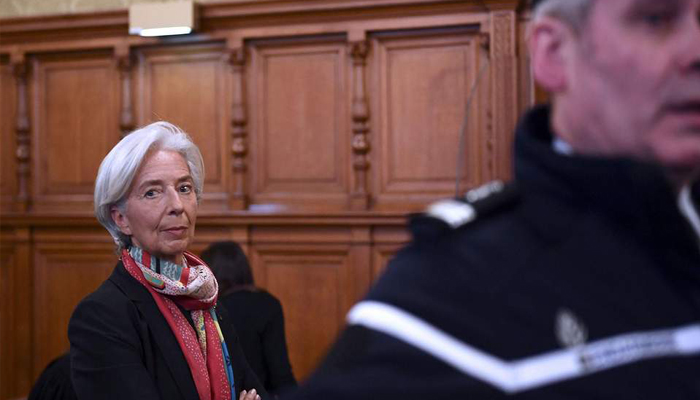 Former IMF head denies money laundering charges