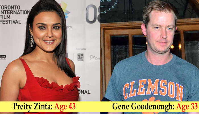 Age is just a number: 10 Bollywood beauties who married younger men