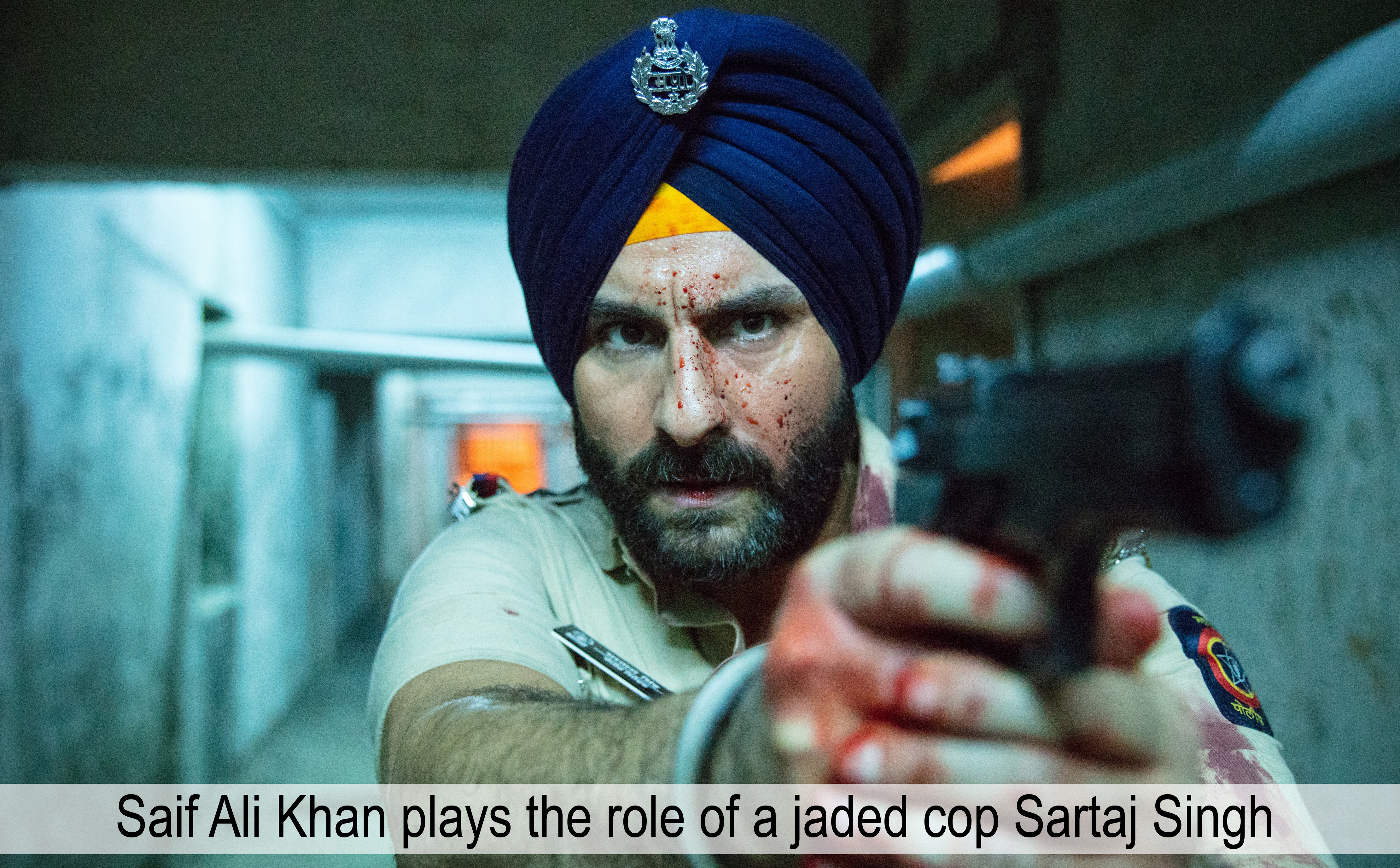 You Need To Know About Netflix Web TV Series Sacred Games
