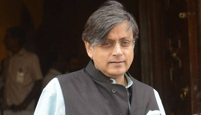 Shashi Tharoor gets anticipatory bail in wifes death case