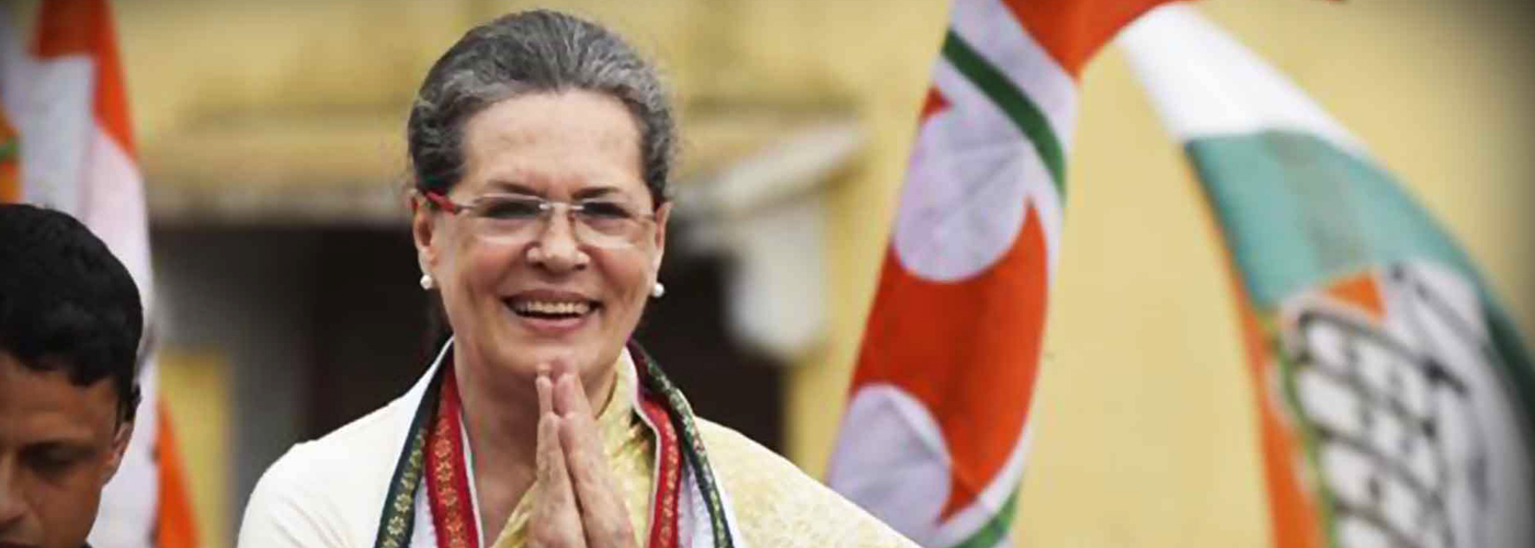 No-trust move: Who says we dont have the numbers: Sonia Gandhi