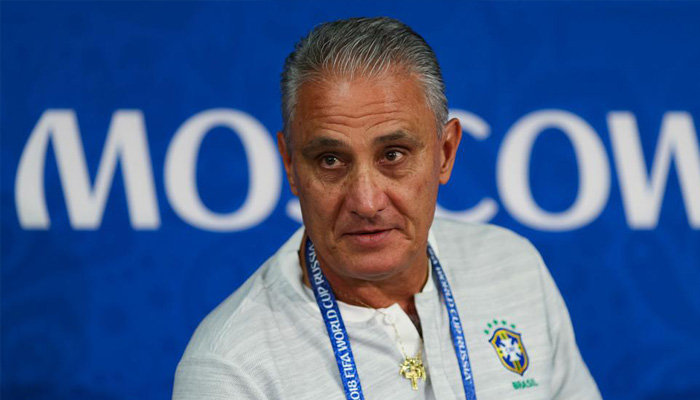 Tite to remain Brazil coach until 2022 World Cup