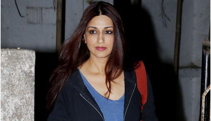 Sonali Bendre battling with cancer, says she didnt see it coming
