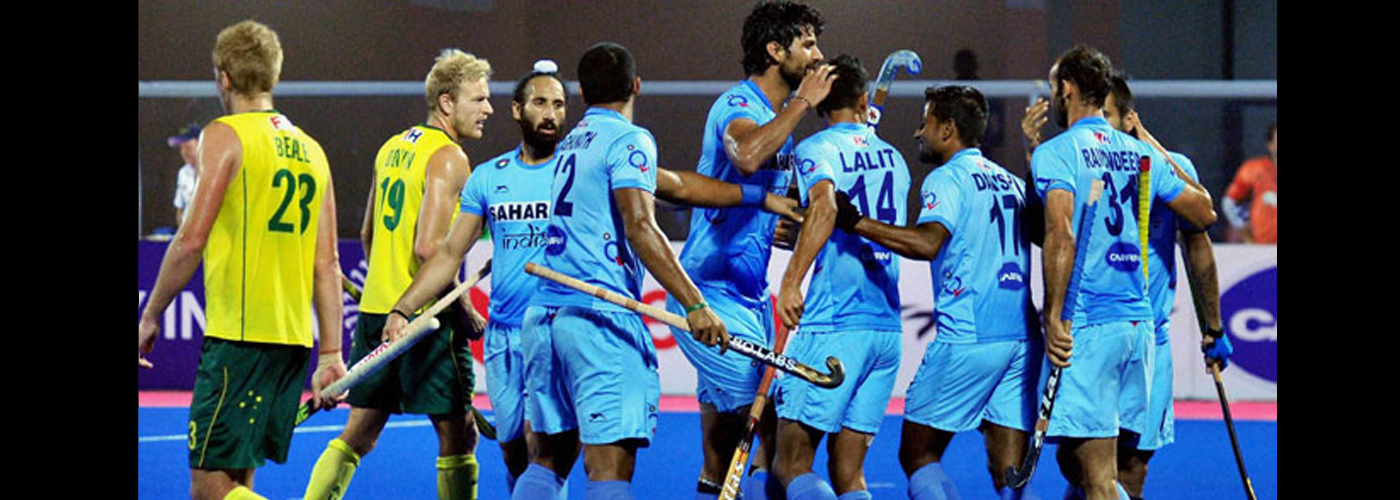 India loses to Australia in Hockey Champions Trophy final