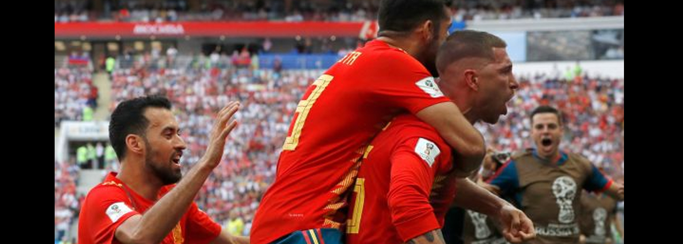 World Cup: Russia edges out Spain to enter QF