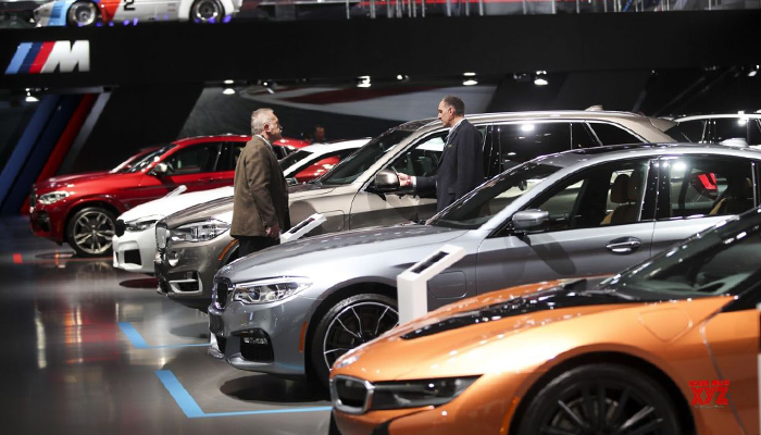 BMW to recall vehicles in China over fuel tank defect