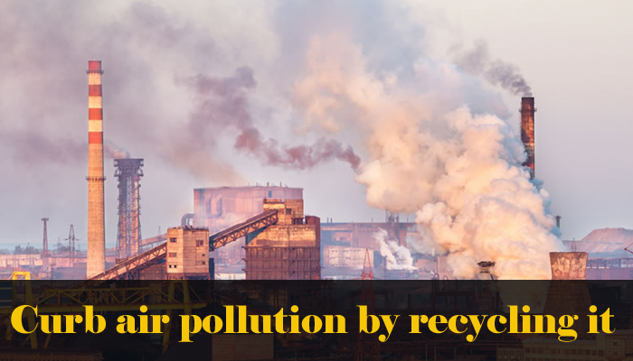 Dell partners with Chakr Innovation to curb air pollution