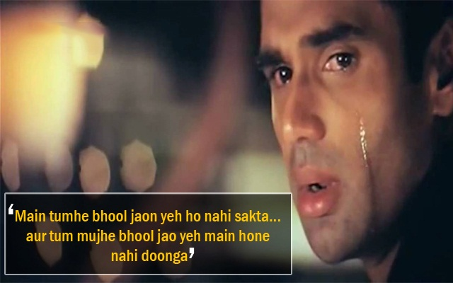 Ten Romantic dialogues from Bollywood