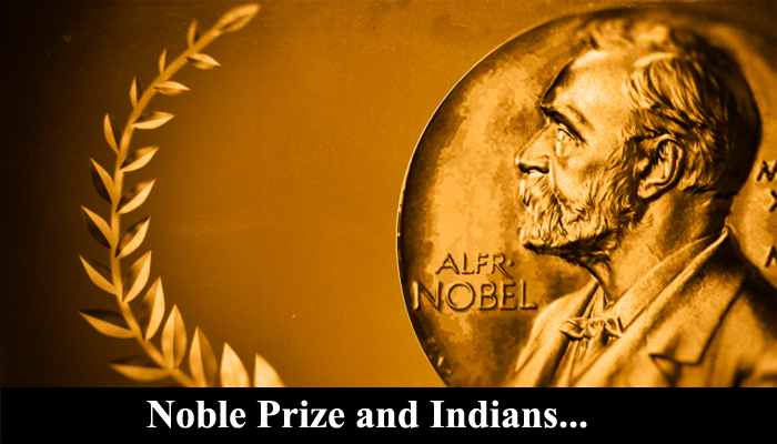 Indian personalities who won Noble Prize, check