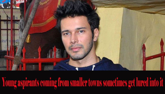 This is what actor Rajneesh Duggal has to say on casting couch issue