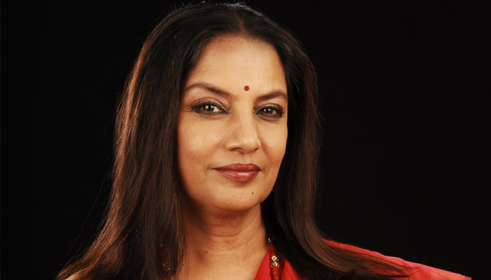 We dont look after art in our society: Shabana Azmi