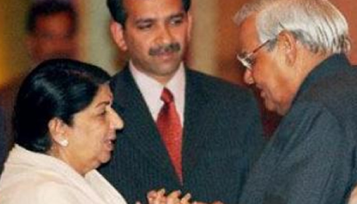 I feel Ive lost my father again: Lata Mangeshkar on her bonding with Vajpayee