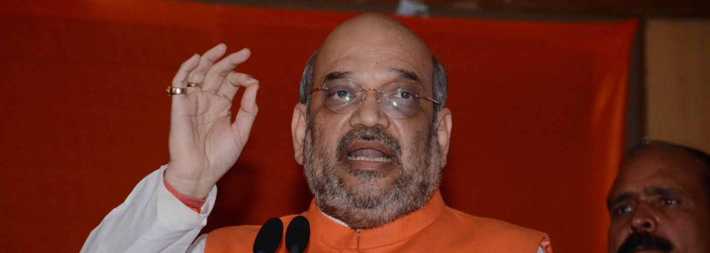 Shah to spell out Bengal poll strategy in Saturdays Kolkata rally