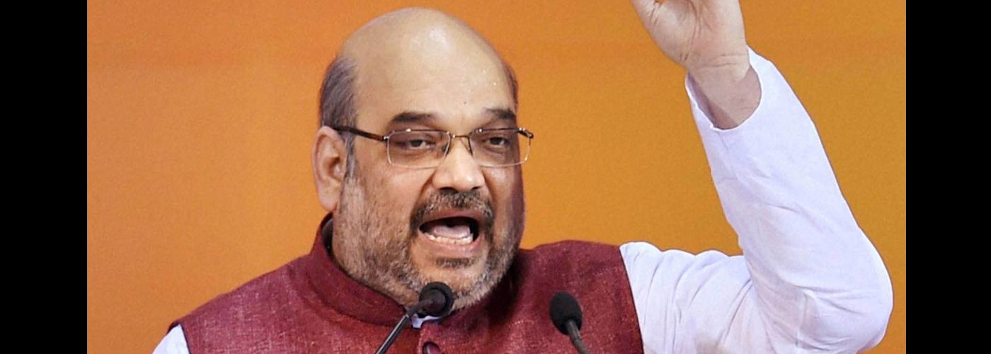 Amit Shah insulted Supreme Court, incited violence: Opposition