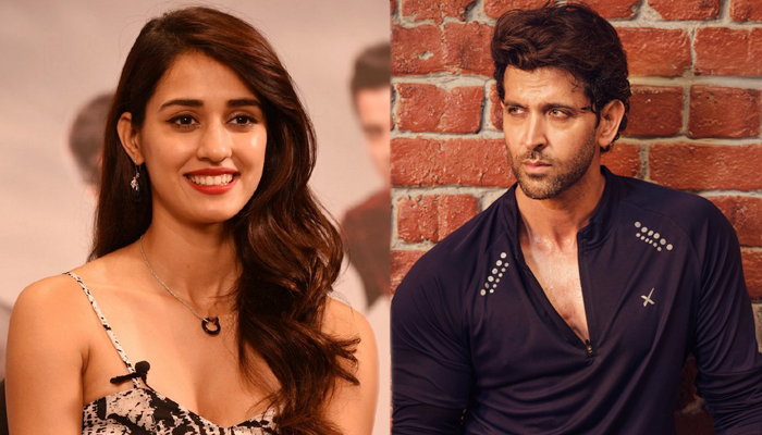 Havent walked out of any project with Hrithik Roshan: Disha Patani