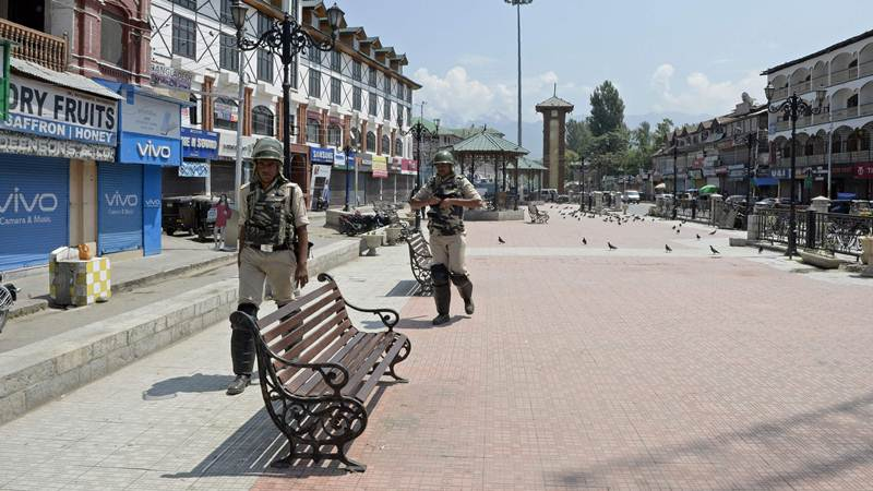 Shutdown in Kashmir Valley over Article 35A rumours