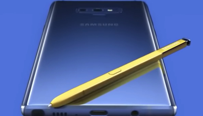 Samsung unveils Galaxy Note 9, to arrive in India this month
