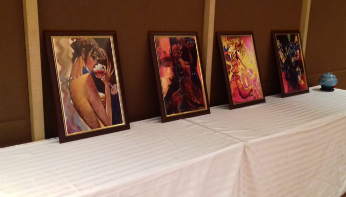 Painting exhibition portrays creativity for Lucknowites