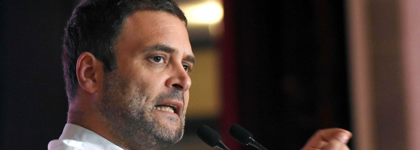 PM was upset by my hug, some party members also didnt approve: Rahul