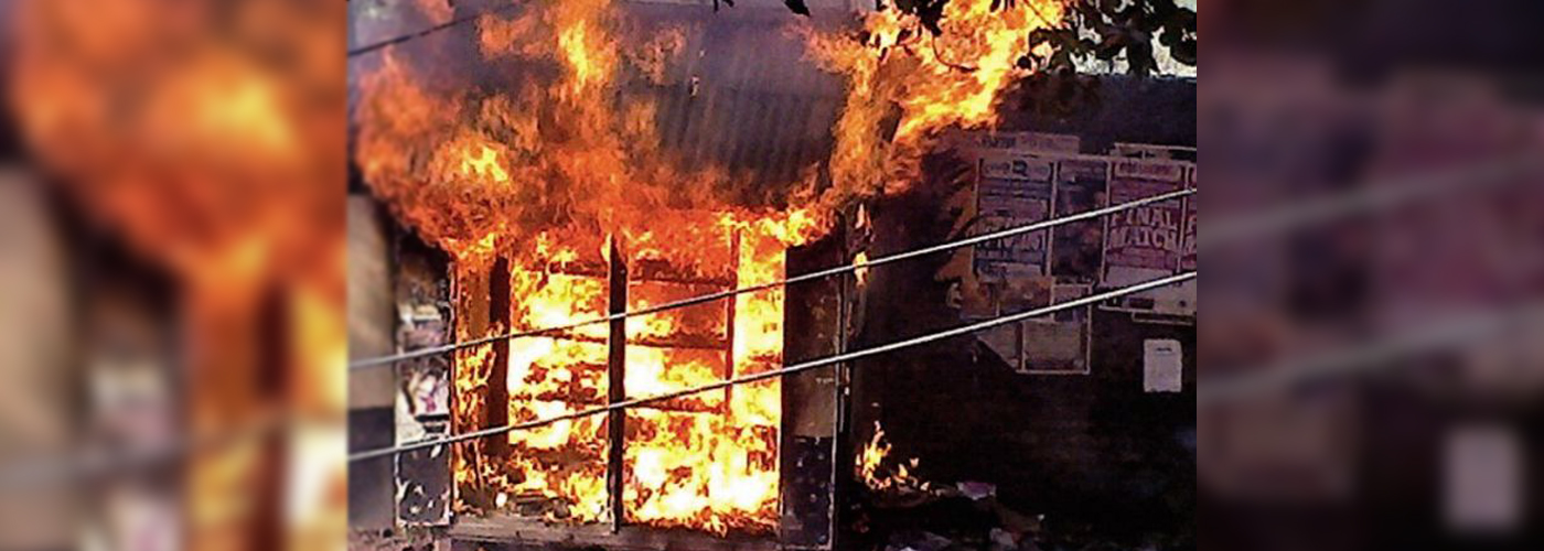 Two killed, six injured in Trinamool party office blast