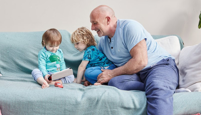 Curing depression in child may enhance parents mental health