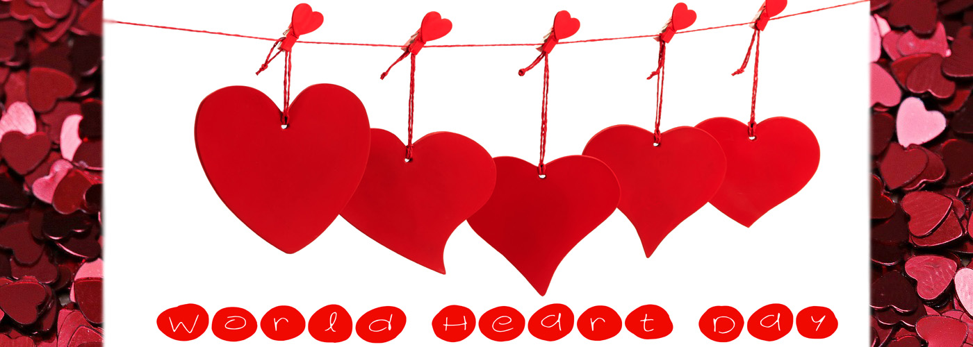 World Heart Day: Let us not hurt our heart
